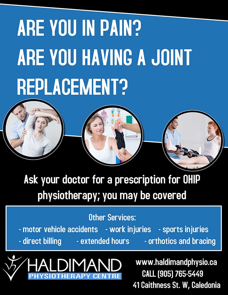 Total Hip / Knee Replacements